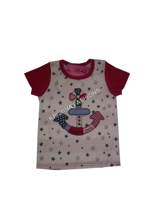 Kids Half Sleeve T-Shirts