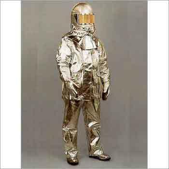 Fire Proximate Suit