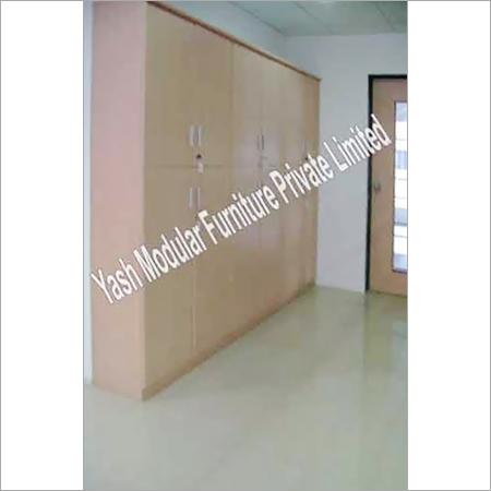 Wooden Office Storage Cabinet