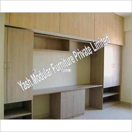 Hostel Wooden Cupboards