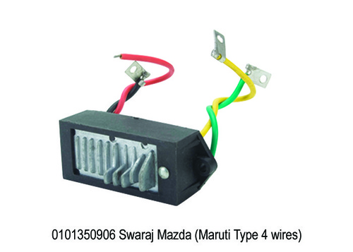 Alternator Cutout Swaraj Mazda
