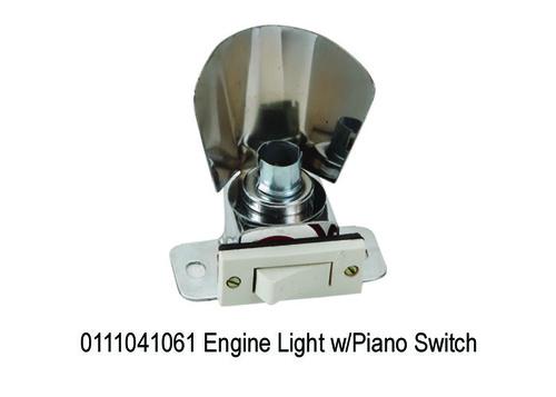 Engine Light wPiano Switch