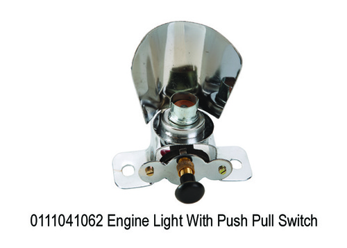 Engine Light With Push Pull Switch