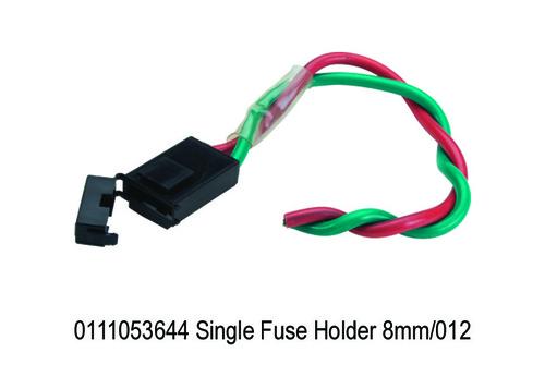 Single Fuse Holder 8mm012