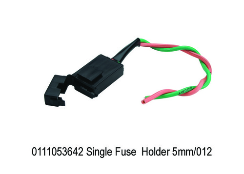 Single Fuse Holder 5mm012