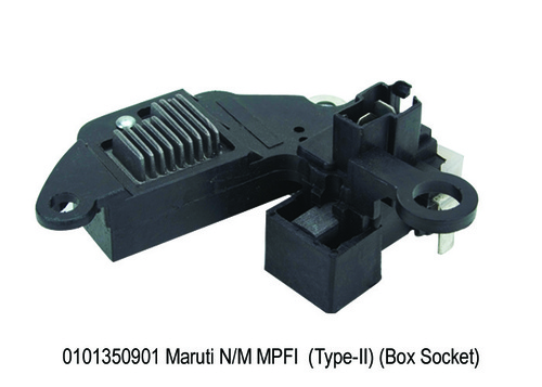Alt. Cutout Maruti NM MPFI Box
