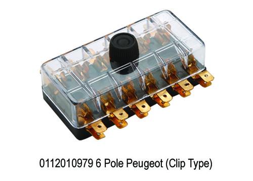 6 Pole Peugeot (Clip Type)