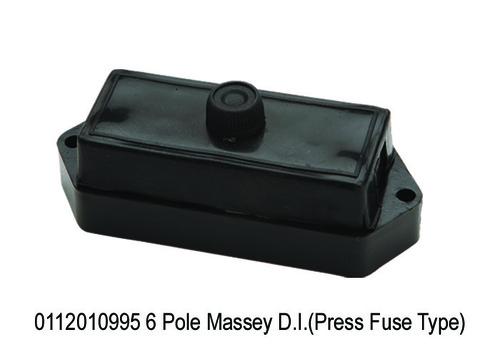 6 Pole Massey D.I.(Press Fuse Type)