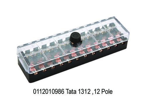 Tata 1312 ,12 Pole