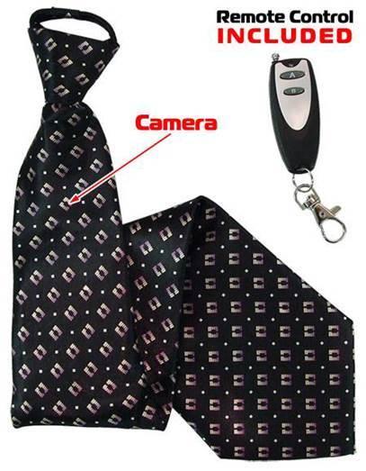 086 - DVR Neck Tie