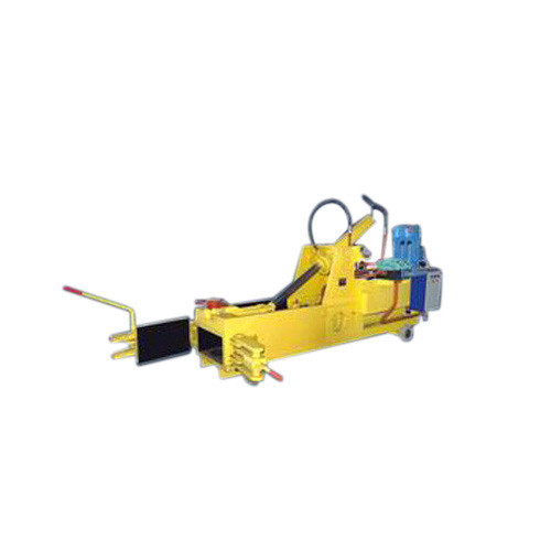 Double Cylinder Baling Press