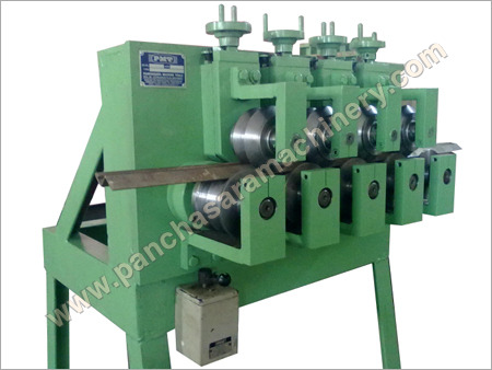 Section Straightening Machine