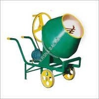 Hand Type Concrete Mixer