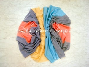 Cotton Polyester Blended Shawls