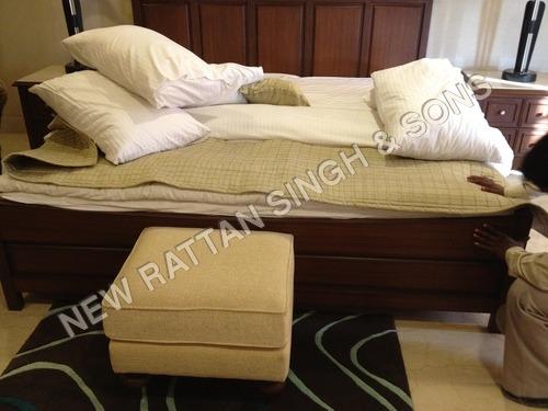 Designer Imported Wooden Bed