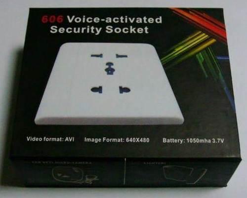 DVR VOICE ACTIVATED PLUG POINT