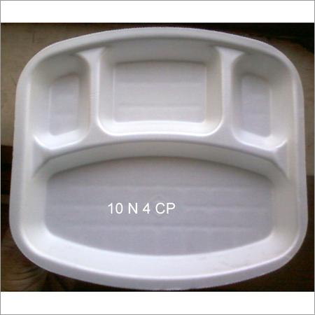 Serving Disposable Plates