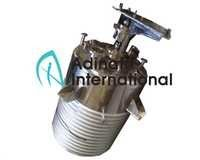 Stainless Steel Jacketed Reactor with Limpet Coil