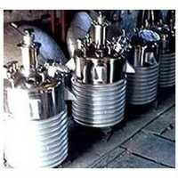 Oil Heating Resin Reactor