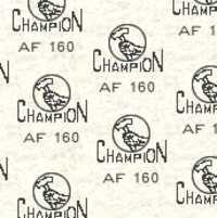 Champion Style Af160 Acid Resistance