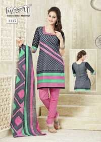 Cotton Dress Jetpur