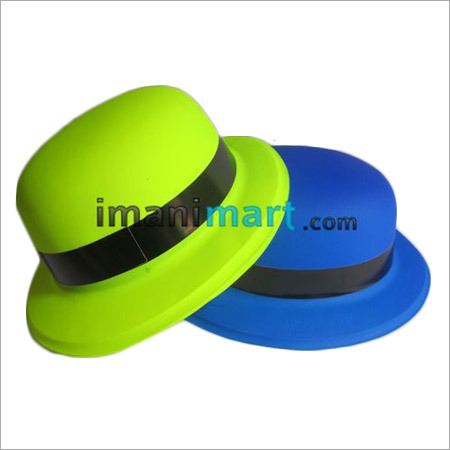 Neon Party Hats