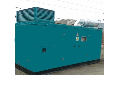 Heavy Duty Generator Set