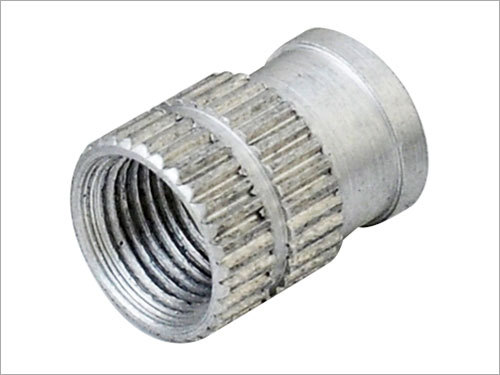 Speedometer Cable Knurled Nut