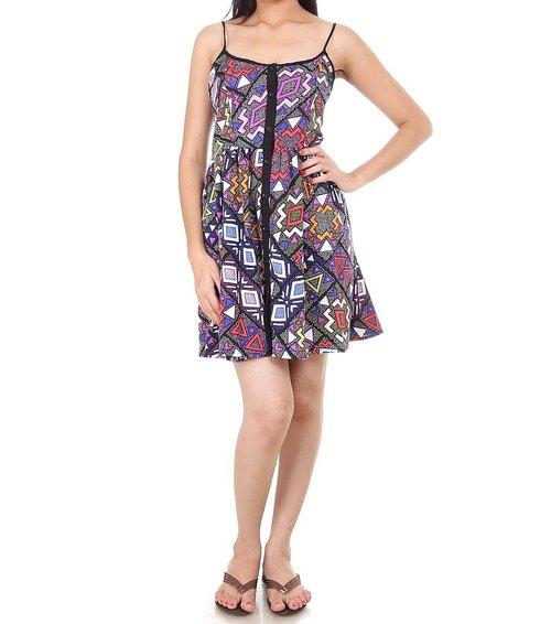 Womens Strappy Dress
