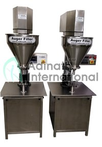 High Speed Auger Powder Filling Machine