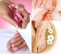 Female Manicure Pedicure