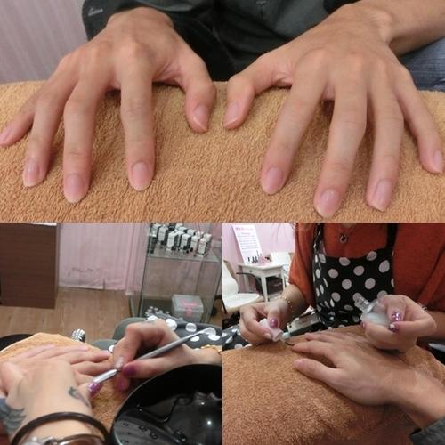 Male Manicure Pedicure