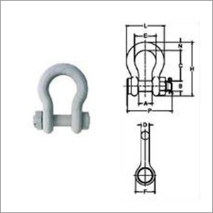 Crosby  Bolt Type Alloy Cold Tuff Anchor