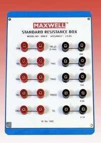 Standard Resistance Box