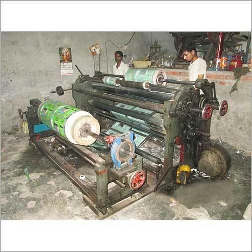 Dona paper slitting machine