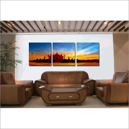 3 Pcs Wall Painting