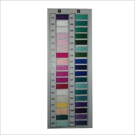 Multicolor Viscose Silk Yarn