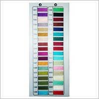 Colored Viscose Silk Yarn