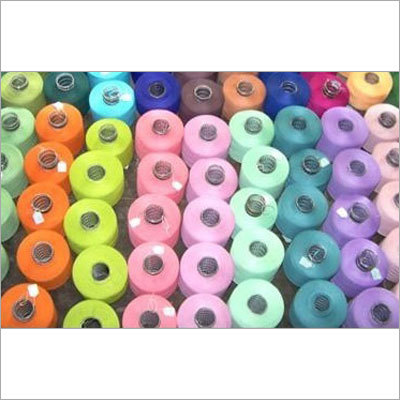 Colored Polyester Thread
