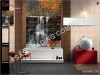 Designer Autumn Tiles