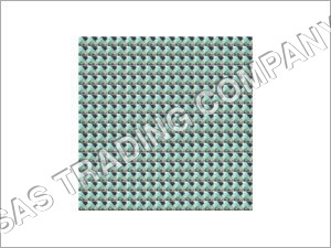Diamond Faceted Glass Mosaic Tiles