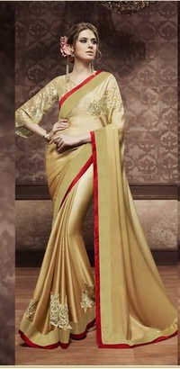 Latest Stylish Party Wear Saree