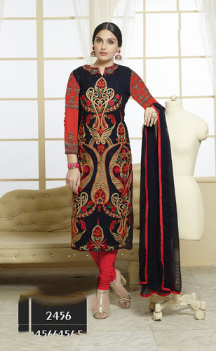 Multi-Color Stylish Salwar Suit