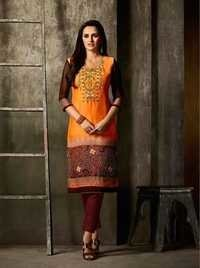 Exclusive Embroidery Kurti