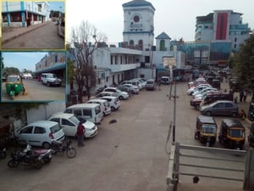 Vehicle Parking Construction Service