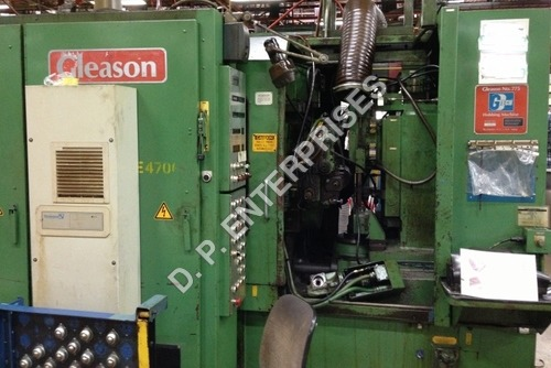 Gleason 775 Gear Hobbing Machine