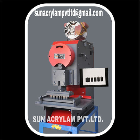 Press Cutting Machine