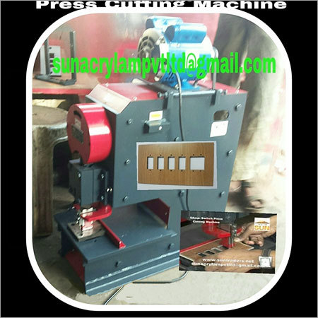 Board Press Cutting Machine
