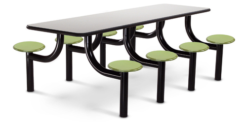 Canteen Table with 8 Seater