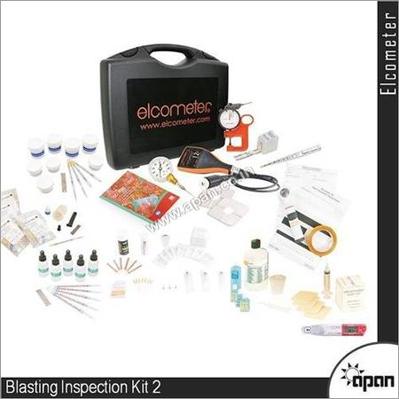 Elcometer Blasting Inspection Kit 2